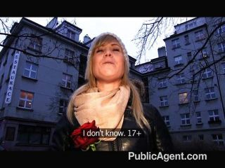 Publicagent - день святого валентина трахать незнакомого
