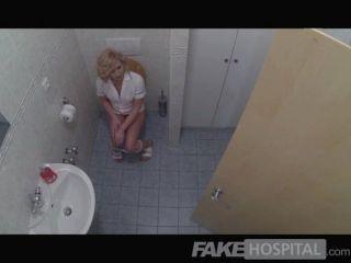 Fakehospital - повезло сексуальный пациент соблазнил