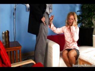 роговой жена трахает ее терапии врач