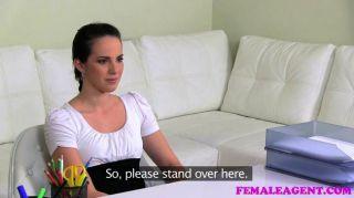 Femaleagent - новый агент хочет удовлетворение