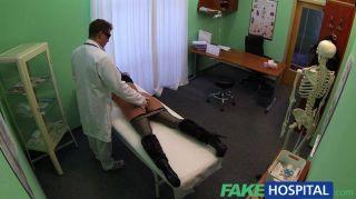 Fakehospital - зрелые сексуальный обман жены