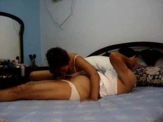 любительское Индийская пара секс смотреть порно фильм