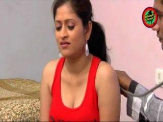индийский врач горячий роман с леди в домашний болвана дыхание и задницу бить