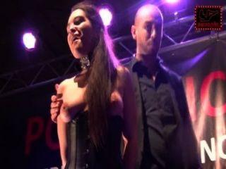 & Lrm; Chiara Diletto у Кевином алмазов ан-эль-эр фестиваль