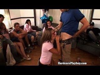 потрясающая любительская сексуальная вечеринка с горячими подростками