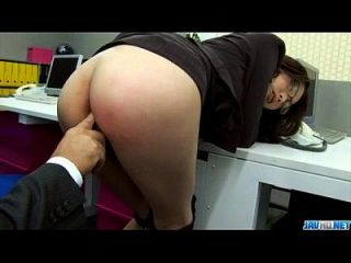 сладкий ибуки любит петух сзади, когда на работе