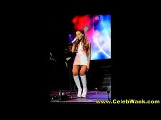 полная версия Ariana Grande Nude утечка