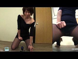 с субтитрами смущенные японские женщины не могут держаться в мочу Hd