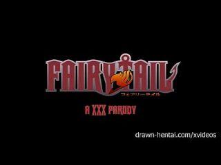 сказочный трейлер Fairy Tail Xxx 2