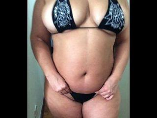 Minha Delicia De Bikini Novo Desfilando Façam Homenagens !!