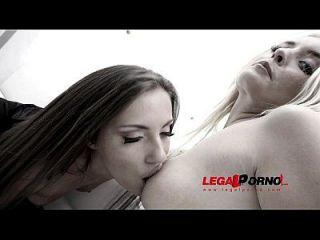 РМАО! Lindsey Logan U0026 Maria Devine Interraciall Anal с Dp, Dap U0026 Pee Rs138