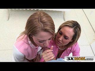 большая мама, бренди, любит преподавать секса урок подросткам зои Monroe