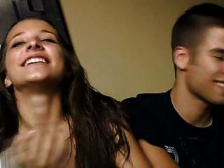18 лет Cristina и диего - молодая пара ебать за деньги