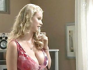 18yo Гимнастка Стефании Hohnjec - грудастая