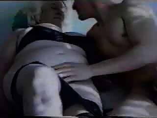 немецкий бабка зрелые Oma секс