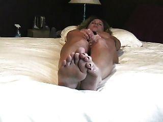 настоящий оргазм дома один в спальне