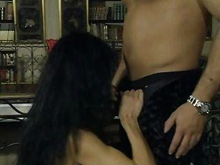 Venere Bianca - черные чулки