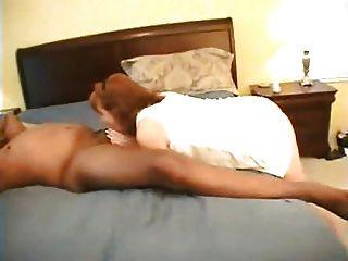 сексуальная рыжая жена любит, что большой черный петух # 5.eln
