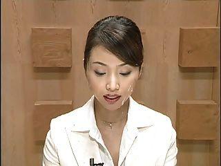 Новости Японии с Эякуляция. Сцена 1