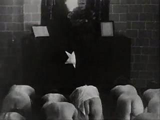 ретро голый сатанинское ритуальное