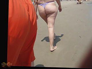 плайя бикини строка молодых пляж латина