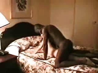 азиатская жена получает захлопнул черный человек Pt2