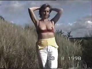 волосатые подмышки женщина Marion Busch часть2