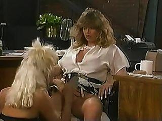 Tracey Адамса и Sharon Kane лесби