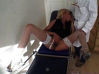 Delfyn в Gynecologie анальным через р
