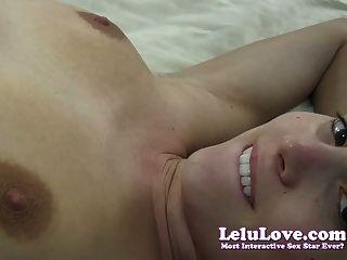 Lelu любовь-pov Bday ебать Сперма на заднице