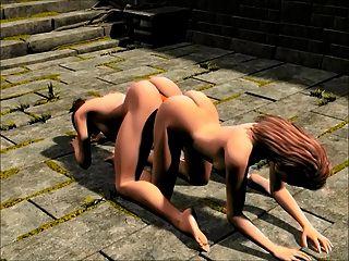 3d только время мастурбации и чудовище гребаный