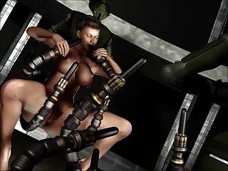 3d анимация: секс роботы