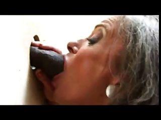 Gloryhole бабка и