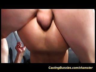ее первый анальный секс втроем порно кастинг