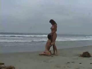 секс на пляже 2