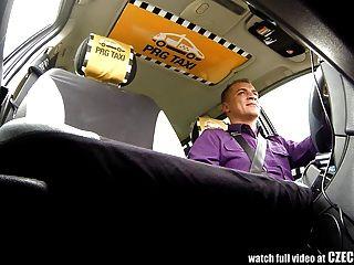 Удивительно, секс в такси