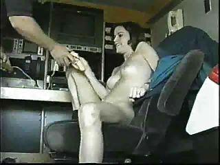 секс-лента Allison Williams