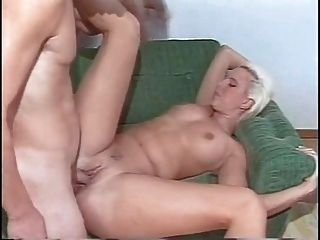 анна блондинка шведская