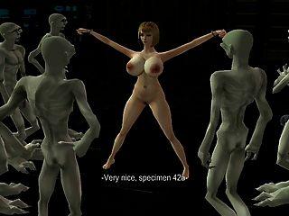 Sims2 Porn Alien Sex Slave часть 2