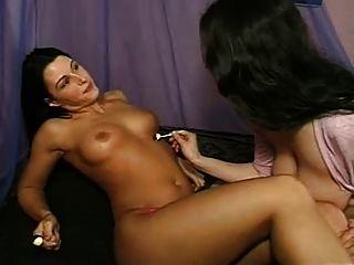 2 немецкие девушки с волосатой киски лесбиянок
