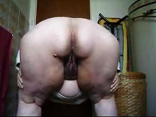 большая задница бабушка