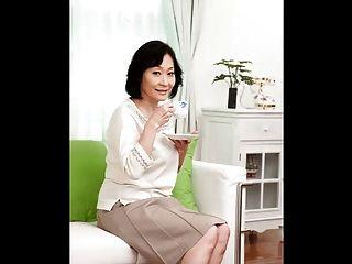 зрелые японские женщины