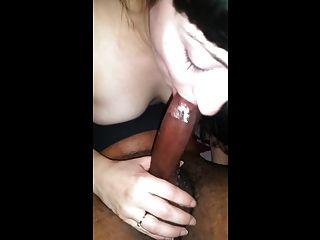 огромный Bbc разрушает горячую жену