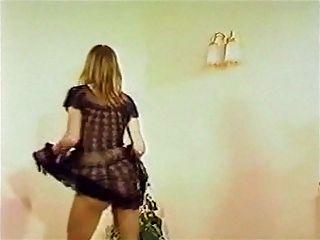 мой шарона старинных большой сиськи 80-х танцевальный стриптиз