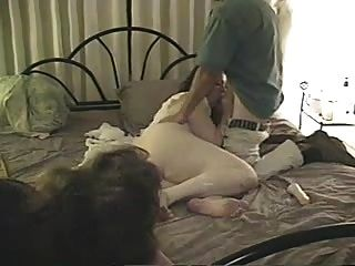 смотрю, как моя жена трахается и сосать другого мужчину