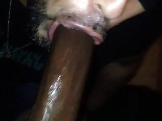 Bulldogg boss gets blowjob
