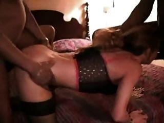 горячая жена с Bbc втроем