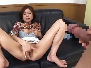 сексуальная японская любительская девушка снова