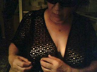 58-летняя рогатая бабушка