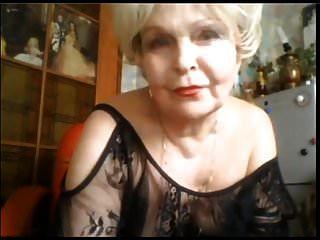 бабушка веб-камера